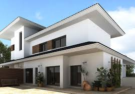 Small Picture Modern house color philippines