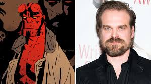 '<b>Hellboy</b>' Reboot in the Works With 'Stranger Things' Star David ...