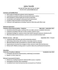 resume summary of qualifications samples summary and objective in resume examples examples of resumes for jobs examples of resumes resume examples for college students computer
