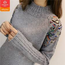 2019 <b>Korean Fashion Women Sweaters</b> and Pullovers Sueter Mujer ...