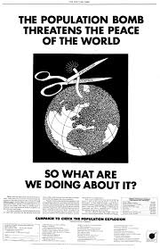 the population control holocaust the new atlantis this full page newspaper ad from a prominent population control group warns that third world people are a threat to peace