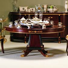 Dining Room Tables For 10 Round Dining Tables For 10 Decorating Home Ideas