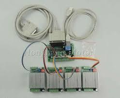 <b>CNC mach3 Router 4</b> Axis Kit,TB6600 3 Axis Stepper Motor Driver ...
