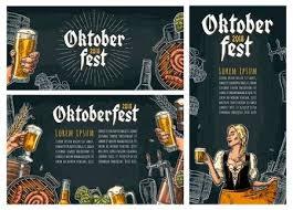 30,639 Oktoberfest Stock Vector Illustration And Royalty Free ...