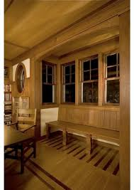 arts crafts style library craftsman home office arts crafts home office