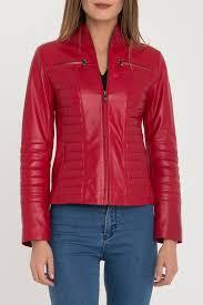 <b>Кожаная куртка IPARELDE</b> арт B8124_RED RED/G18030674478 ...