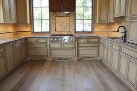 Kitchen Rugs For Wood Floors Kitchen Terrific Ideas For Kitchen Decoration Using Oak Wood