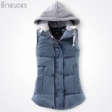 2018 <b>Brieuces</b> Autumn And Winter Vest Women <b>2017</b> Cotton Vest ...