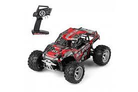 Купить <b>радиоуправляемый монстр WL Toys</b> 4WD RTR 1:18 2.4G ...