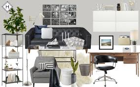 initial concept a design concept for nicoles chicago home chicago home office