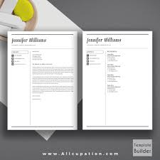 resume template creative modern cv word cover in mac  89 extraordinary word resume template mac