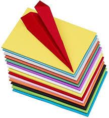 OFIXO <b>100</b> pcs Color Sheets (10 Sheets each <b>color</b> ) <b>Copy</b> Printing ...