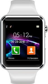 Купить <b>Умные часы JET</b> Phone SP1 Silver по выгодной цене в ...