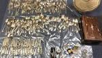 Are you the owner of silver cutlery found in Frampton Mansell?