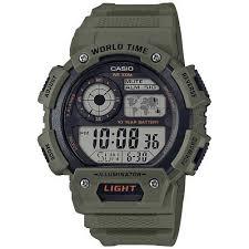 Наручные <b>часы CASIO</b> AE-1400WH-<b>3A</b>