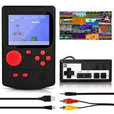 KIDWILL Handheld Game Console, 800mAh Battery ... - Amazon.com