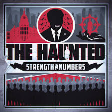 The <b>Haunted</b> - <b>Strength in</b> Numbers Review | Angry Metal Guy
