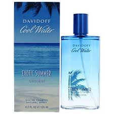 DAVIDOFF Cool Water Exotic Summer By Davidoff ... - Amazon.com