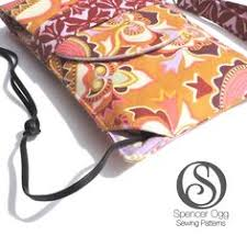Tablet or iPad <b>Mini Case</b> with <b>Optional</b> Straps for <b>Carrying</b> | Sew it ...