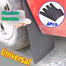 Front Rear 4pcs Set Universal <b>Mud Flaps Splash</b> Guards ...