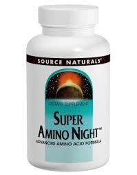 SN <b>Super Amino Night</b> - Mamma veit best