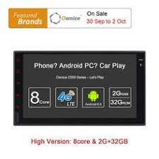 <b>Eunavi 2din</b> Android <b>8.0</b> Octa Core 4GB RAM Car DVD for VW ...