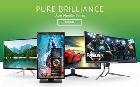 <b>Мониторы</b>   <b>Acer</b>