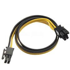 7 - 3O6D2 6P Male to Male Graphics Card Extension Cable Sale ...