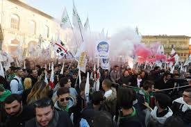 Risultati immagini per il centrodestra a bologna 8 novembre