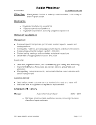 doc legal resume template law enforcement job now
