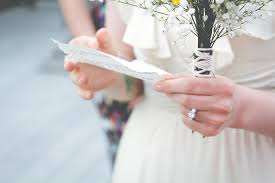 what readings are you including in your ceremony