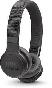 Беспроводные <b>наушники</b> с микрофоном <b>JBL Live 400BT</b> Black ...
