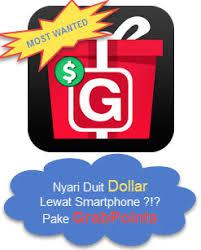 Hasil gambar untuk grabpoints aplikasi penghasil dollar