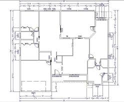 Single Floor House Plans House Floor Plan With Dimensions Floor    Single Floor House Plans House Floor Plan With Dimensions Floor plan    exterior