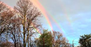 Extremely Rare Quadruple <b>Rainbow</b> Captured Over New York ...