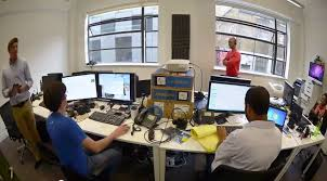 initially only a handful of sales employees worked at the office running their entire ip telephony needs remotely over vpn through a single mr12 access cisco meraki office
