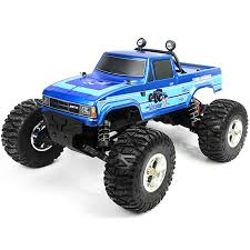 BFX 1/10 2.4G RWD RC Car Electric Brushed Off-Road Truck ...