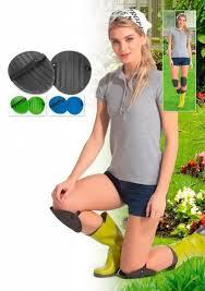 <b>Наколенники для садовых работ</b> черные купить оптом - TD 0465 ...