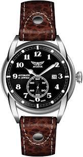 Швейцарские <b>часы Aviator</b> Bristol <b>V</b>.<b>3.07.0.081.4</b>