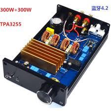 <b>TPA3255 1000UF/50V DC30V 48V High</b> Power Stereo Digital Class ...