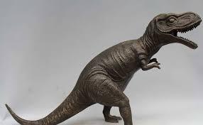 Бронзовая тираннозавр доисторическая <b>статуя</b> динозавра ...