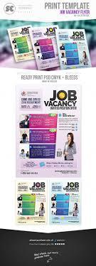 best images about psd jobs career flyer job fair flyer