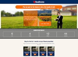 ways to use leadpages for real estate social chefs real estate landing page quiz template