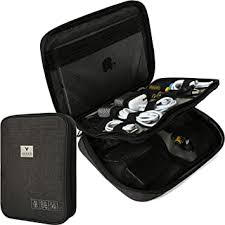 VASCO Travel Electronics Gadget & Cable Organizer ... - Amazon.com