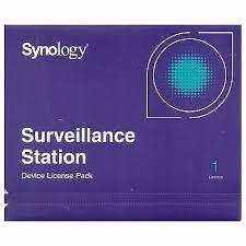 <b>Synology</b> IP Camera 1-<b>License Pack</b> Kit for Surveillance Station - All ...
