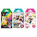 Fujifilm InstaX Mini Instant Film Rainbow & Staind ... - Amazon.com