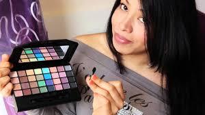 palette makeup clutch di e l f