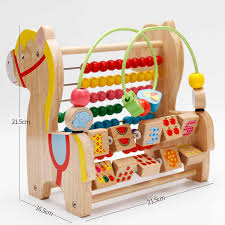 Educational Magnetic Fishing <b>toys</b> for children <b>Wooden</b> Fishing ...