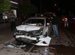 Adana'da evli çifti trafik kazası ayırdı