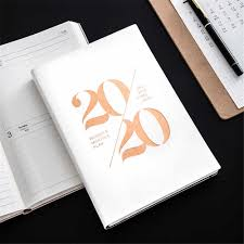 <b>Agenda 2020 Planner A5</b> Diary Organizer Notebook and Journals ...